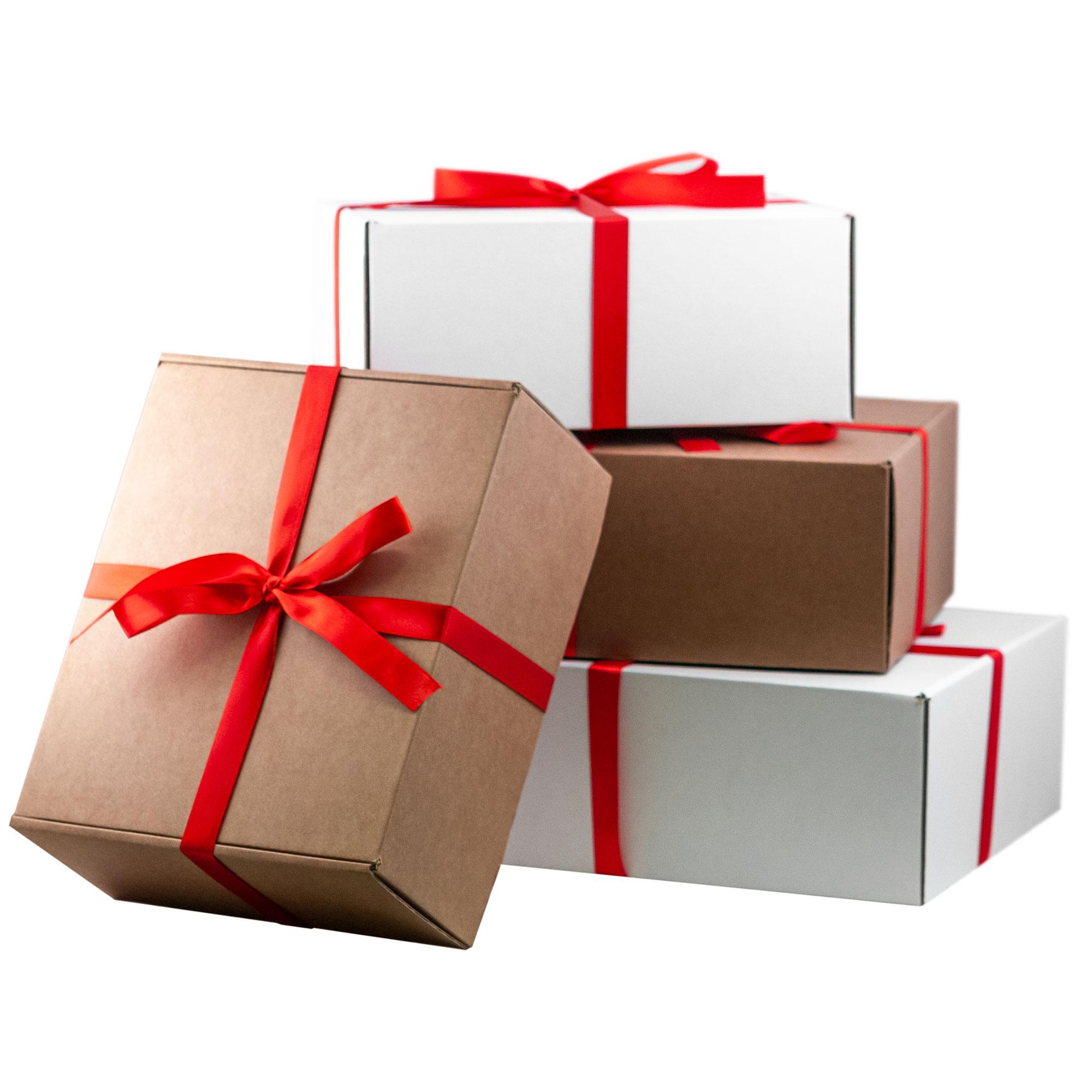 лента подарочные коробки